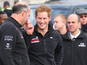 Prince Harry departs for South Pole trek