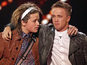 The X Factor: Sam Callahan eliminated