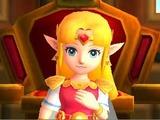 'Zelda: A Link Between Worlds' screenshot