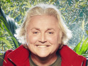 David Emanuel says he thought celebrities stayed in hotels rather than in camp.