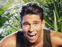 The I'm a Celebrity star makes admission during a task.