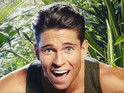 Joey Essex takes part in I'm a Celebrity's Critters Got Talent challenge.