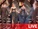 Watch with Digital Spy as Sam Bailey and Nicholas McDonald go head-to-head...