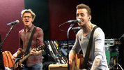 McFly perform their new single 'Love Is On The Radio' exclusively for Digital Spy.