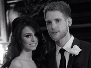 Cher Lloyd instagram wedding picture