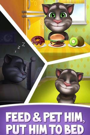 'My Talking Tom' app for Android