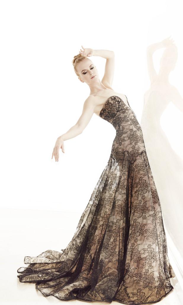 Nicole Kidman for Harper's BAZAAR Australia