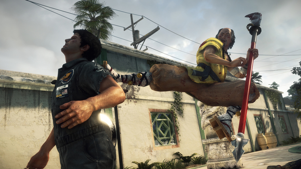 'Dead Rising 3' screenshot