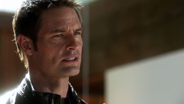 Josh Holloway in CBS series 'Intelligence'