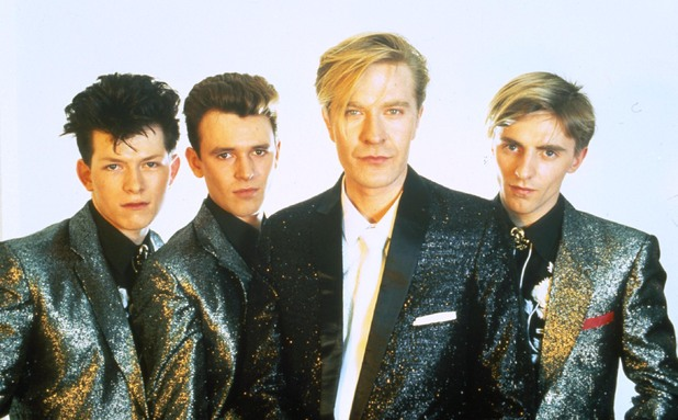 David Palmer, Mark White, Martin Fry and Stephen Singleton of ABC