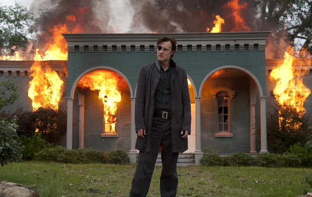 The Governor (David Morrissey) in The Walking Dead: ''Live Bait'