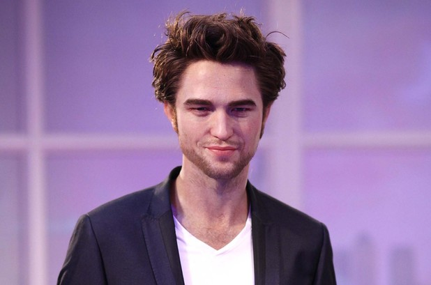 Robert Pattinson, waxwork, Madame Tussaud's