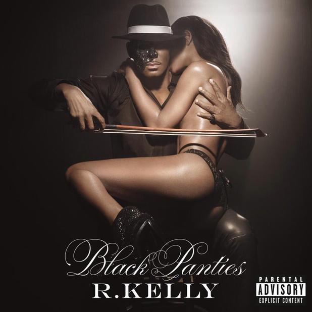 R Kelly 'Black Panties' artwork