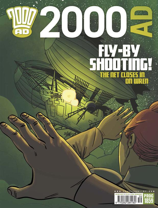 '2000 AD' Prog 1859 cover