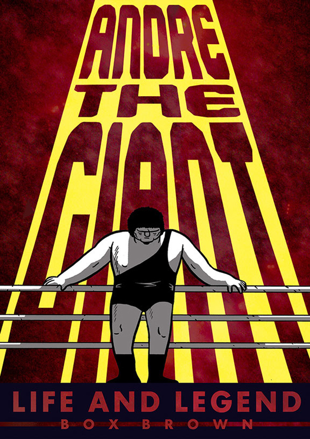 Box Brown's 'Andre The Giant'