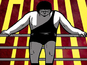 Box Brown reveals Andre the Giant cover