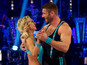 Strictly's Kristina on Ben Cohen romance