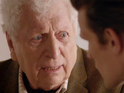 The Fourth Doctor speaks about the 50th celebrations and anniversary episode.