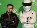 Plan B, The Stig and Jonathan Ross join Xbox One's official London launch event.
