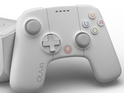 The limited edition white OUYA is available with 16GB of storage.