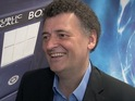 Moffat teases the sci-fi drama's future in a new column for Doctor Who Magazine.