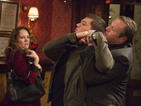 David realises that Joey is telling the truth about Janine.