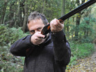 Emmerdale's Declan Macey to disappear into woods with shotgun