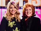 Surprise Surprise! Holly Willoughby can't stop crying on the show