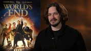 'The World's End' director Edgar Wright answers questions from Digital Spy readers.