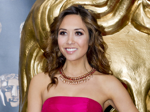 Myleene Klass The British Academy Children's Awards held at the London Hilton