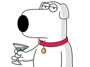 Family Guy's Brian
