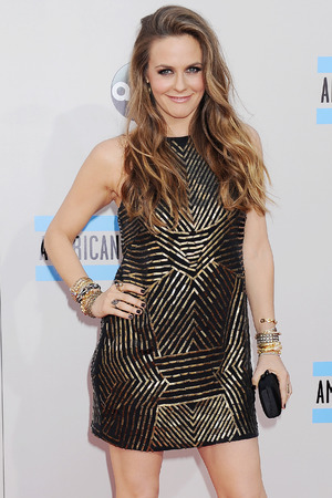 American Music Awards, Arrivals, Los Angeles, America - 24 Nov 2013 Alicia Silverstone 24 Nov 2013