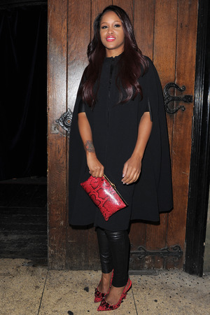 Eve at Rita Ora Birthday Party at the Box Club, London, Britain - 26 Nov 2013