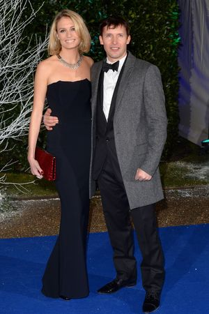 Winter Whites Centrepoint Gala, Kensington Palace, London, Britain - 26 Nov 2013 James Blunt