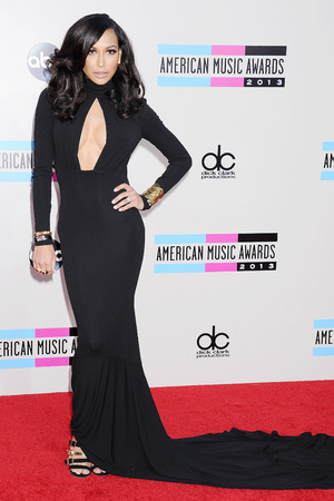 American Music Awards, Arrivals, Los Angeles, America - 24 Nov 2013 Naya Rivera