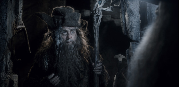 Sylvester McCoy as Radagast