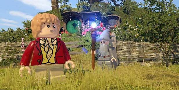 [GameGokil] LEGO The Hobbit Single Link Iso Full Version