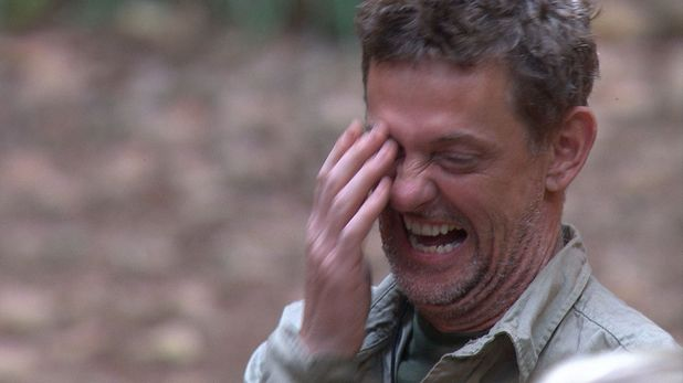 Matthew Wright'I'm A Celebrity Get Me Out Of Here' TV Programme, Australia - 27 Nov 2013Matthew Wright wiping away a tear 27 Nov 2013