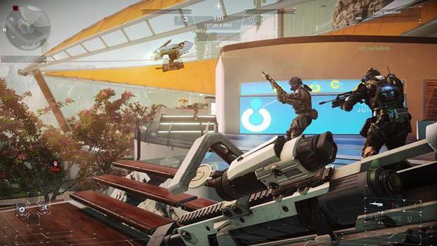 'Killzone: Shadow Fall' screenshot