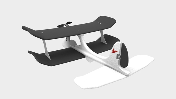TobyRich's iOS-powered SmartPlane
