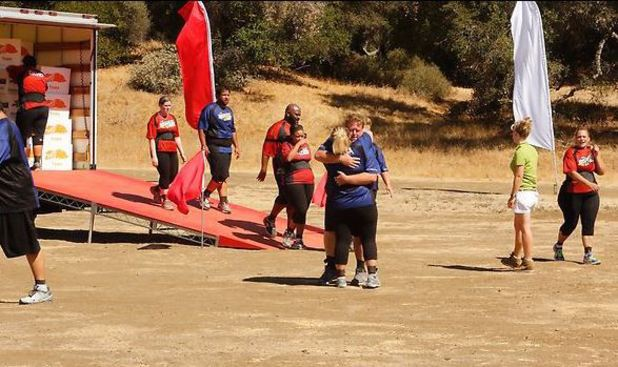 The Thanksgiving Challenge during The Biggest Loser S15E06