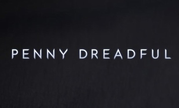 'Penny Dreadful' teaser poster.