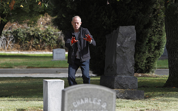 The Mentalist S05E08: 'Red John'