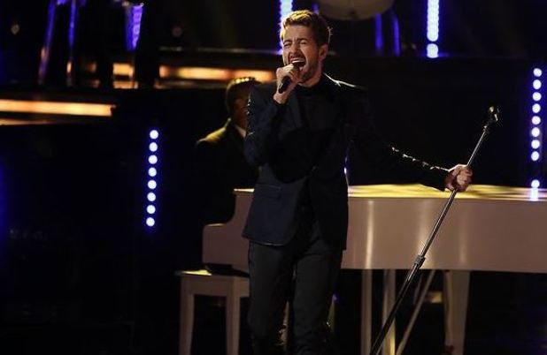 The Voice Live Top 8 Performances: Will Champlin