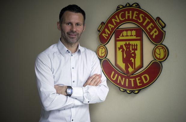 Ryan Giggs at Carrington Training Ground, Manchester, Britain - 13 Feb 2012