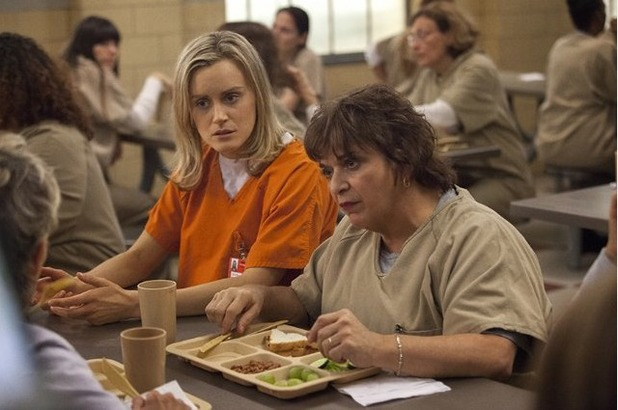 Taylor Schilling as Piper in 'Orange Is The New Black'