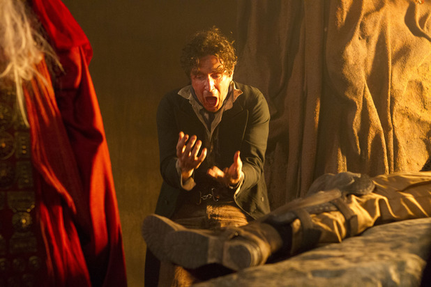 Paul McGann in 'Doctor Who' - 'The Night of the Doctor'