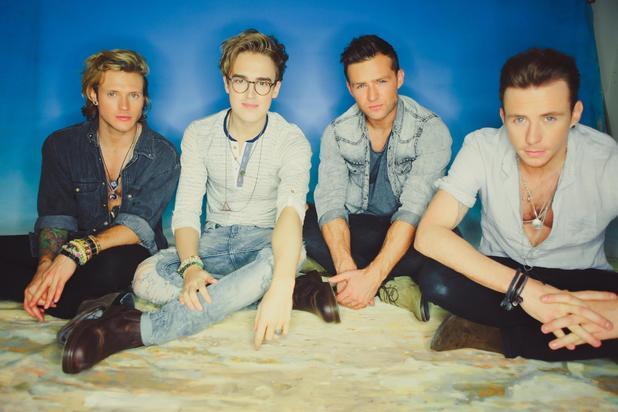 McFly press shot 2013.