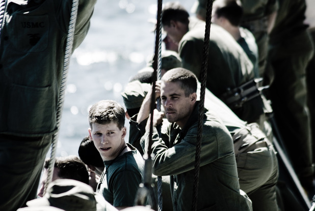 Paul Walker in Flags of Our Fathers