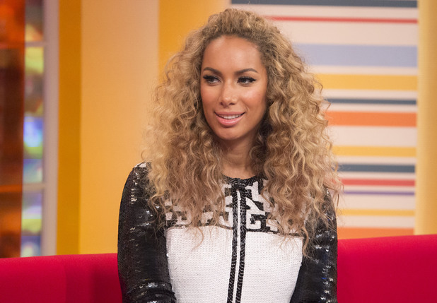 Leona Lewis on Daybreak